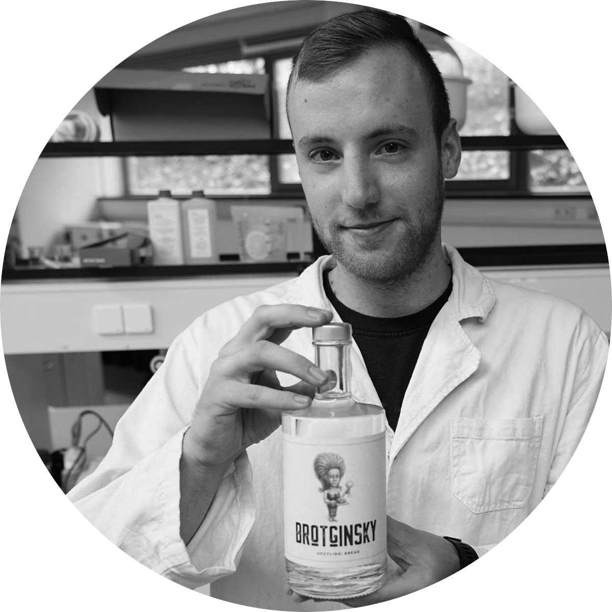 Alexander Höftberger - hochBROTzentig - Kaufhaus-Bäckerei Aschauer OG