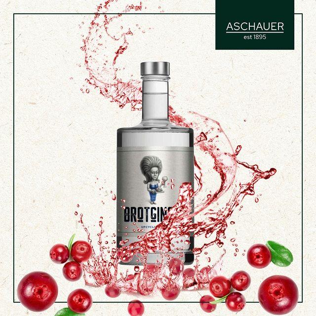 Rezept BROTGINSKY Cranberry - hochBROTzentig - Kaufhaus-Bäckerei Aschauer OG