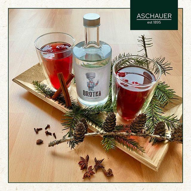 Rezept BROTKA Himbeerpunsch - hochBROTzentig - Kaufhaus-Bäckerei Aschauer OG
